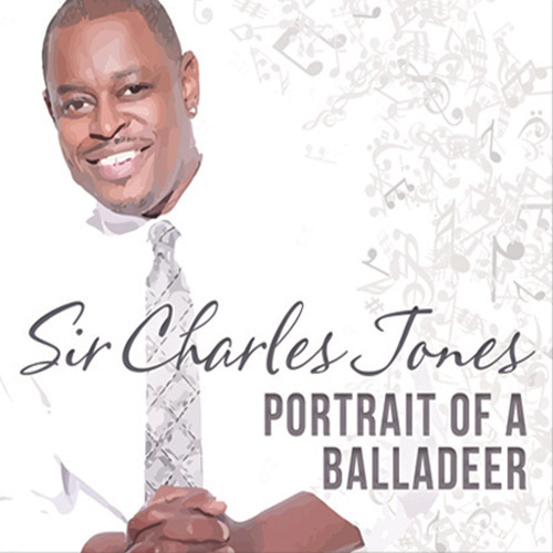 Sir Charles Jones- Portrait Of A Balladeer