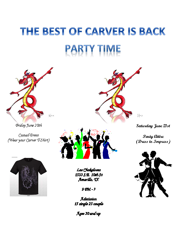 best of carver