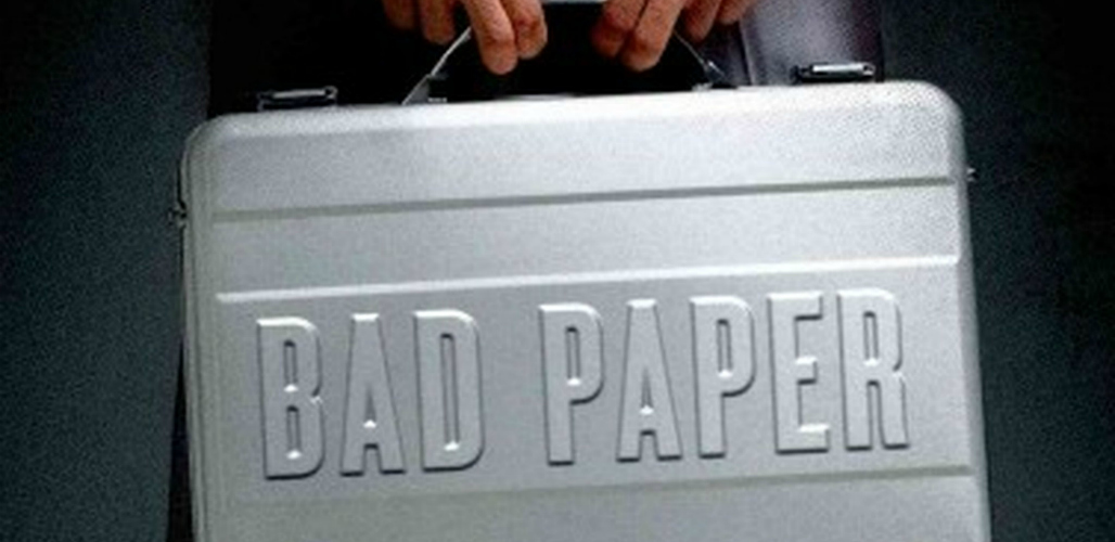 bad paper The book teems with eccentric characters and scenes that made my skin crawl  explained simply, read easily, bad paper defies expectations it should also.